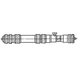 Нутромер микрометрический 2-х точечный НМ 2-2.5 0.001