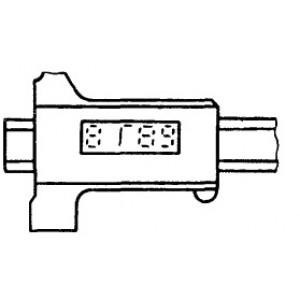 Штангенциркуль электронный ШЦЦ-I 100 губ.  0.01