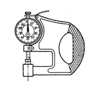 Толщиномер индикаторный ТР 120мм. 0-10 0.01