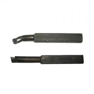 Резцы токарные расточные из быстрорежущей стали для обработки сквозных отверстий по ГОСТ 18872-73