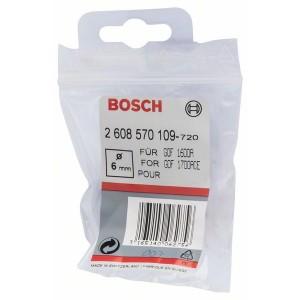 Bosch Цанговый патрон 6 мм для GOF 1600 2608570109