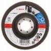 Bosch Лепестковый Шлифкруг X571 Best for Metal 115 мм K80 прям. 2608607324