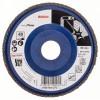 Bosch Лепестковый Шлифкруг НЕРЖ 115мм P60 прям. B.f.Inox пластик 2608608272