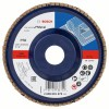 Bosch Лепестковый Шлифкруг X431 Standard for Metal,125 мм, K60 прям. пластик 2608601275