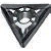 Пластина Walter TNMG160408-MS3 WSM01