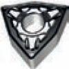 Пластина Walter WNMG080408-RM5 WSM30S