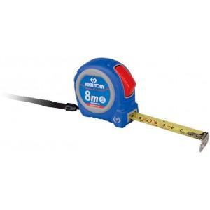 KING TONY Рулетка измерительная 8 м, магнитный крюк