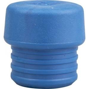 """Боек ЗУБР""""ЭКСПЕРТ""""сменный, для сбор молотков арт. 2044-30,синий,мягкий,для сборки чувствит к давлению конструкций,30мм"""
