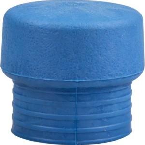 """Боек ЗУБР""""ЭКСПЕРТ""""сменный, для сбор молотков арт. 2044-40,синий,мягкий,для сборки чувствит к давлению конструкций,40мм"""