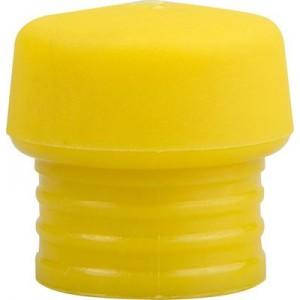 """Боек ЗУБР """"ЭКСПЕРТ"""" сменный, для сборочных молотков арт. 2044-30, желтый, средней твердости, для металлообработки,30мм"""