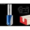 Фреза пазовая галтельная, D= 19мм, рабочая длина-32мм, радиус-9,5мм, хв.-12 мм, ЗУБР Профессионал