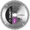 ЗУБР Мультирез 180 х 20 мм 60Т, диск пильный по алюминию