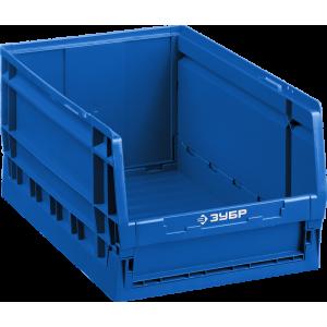 Ящик-лоток для хранения сборно-разборный ЛСР-30, 30 л, 500 х 303 х 275 мм, ЗУБР Профессионал