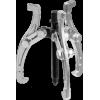 Съемник шарнирный 3-захватный, 160 мм, ЗУБР Профессионал 43318-160